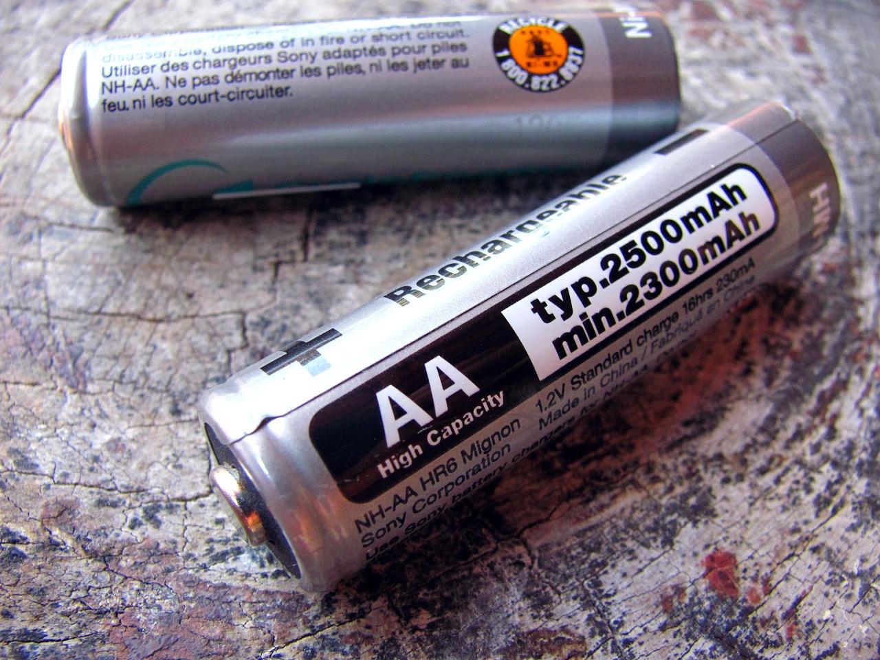 【2017年版】単3充電池の性能や価格を比較してみた
