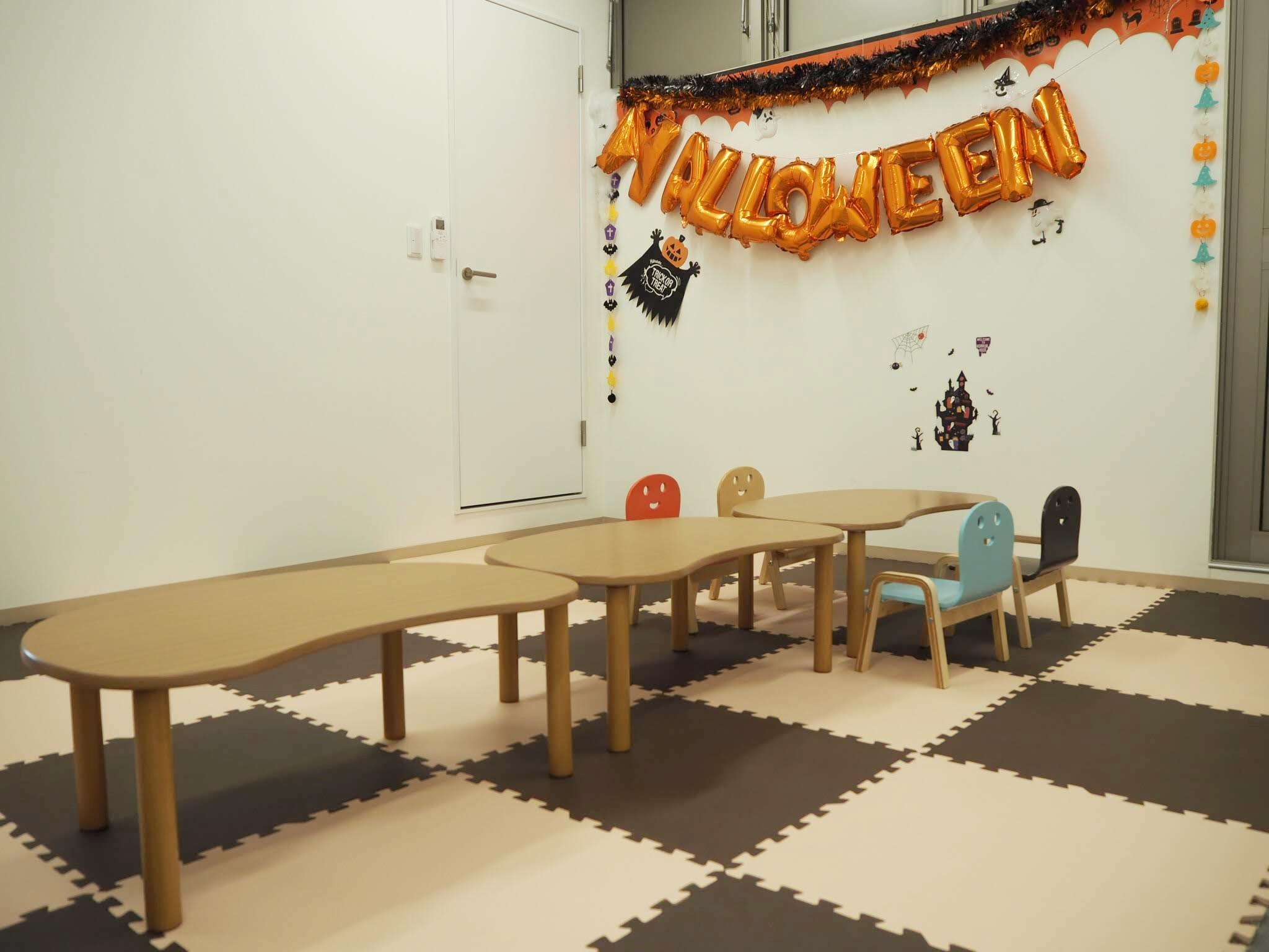 レンタルスペースはイベントやママ友会、誕生日会等で利用できる
